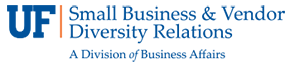 UF Division of Small Business and Vendor Diversity Relations logo