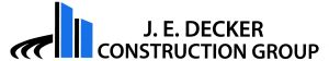 J.E. Decker Construction Group logo