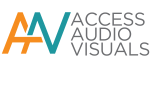Access Audio Visual logo