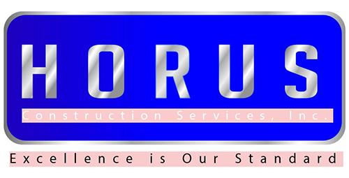 HORUS Construction Services logo