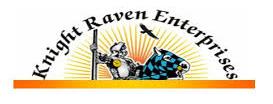 Knight Raven Enterprises Logo